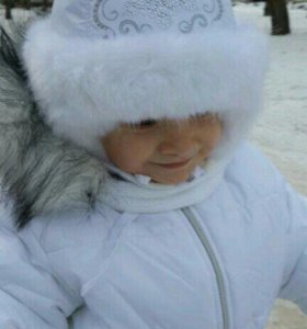 Шапка зима