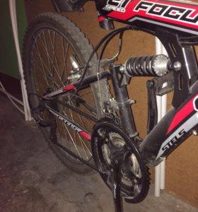 Горный велосипед stels focus v21