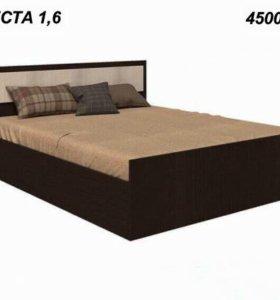 """Кровать """"Фиеста"""" 1,6"""