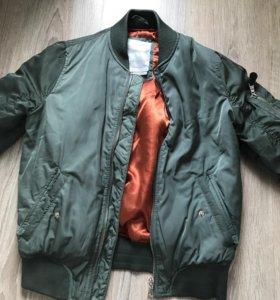 Куртка - бомбер xs