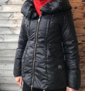 Куртка пуховая Roccobarocco