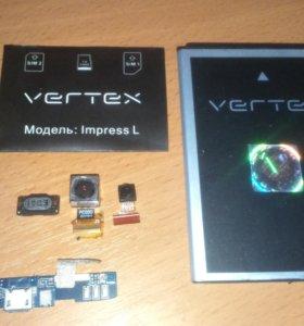 Плата питания VERTEX Impress L