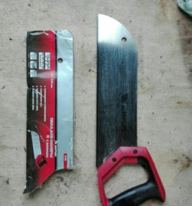 Ножовка мелкий зуб