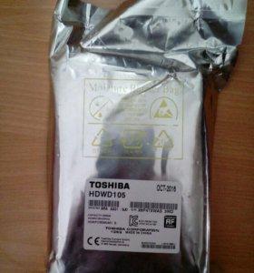 """Жесткий диск 500Гб 3.5"""" (новый)"""