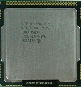 Intel Core i5 Socket LGA1156