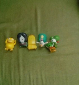Игрушки из магдональдса