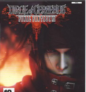 Игра Final Fantasy Dirge Of Cerberus VII PS2 PAL