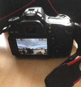 Фотоаппарат Canon 70 d kit 18-135