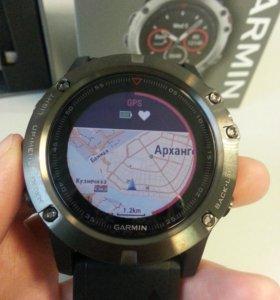 Часы Garmin Fenix 5X Saphire