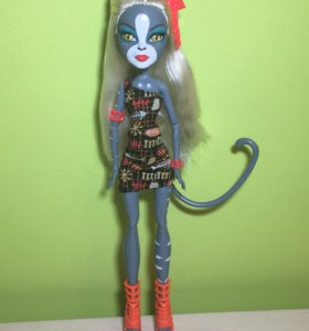 Кукла Monster High Мяулодия