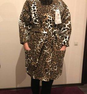 Новое пальто р.48