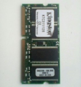 Kingston KTC311/128 1GB DDR2