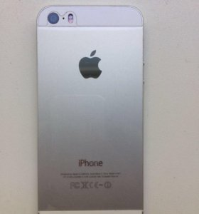 iPhone 5s (silver) 16 гб