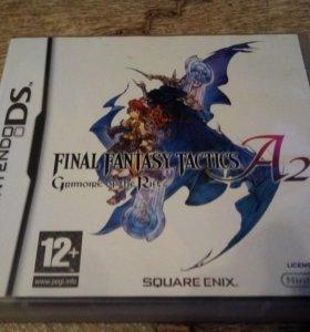 Nintendo DS Final Fantasy Tactics A2