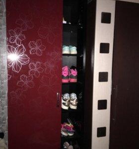 Обувница,прихожка ,шкаф