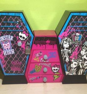 Шкафы Monster High