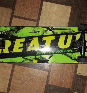 Скейтборд Creature