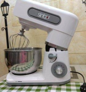 Кухонная машина (миксер) sinbo 2734w