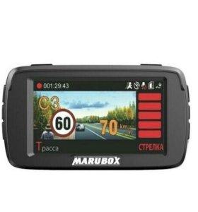 Marubox M600R комбо-устройство (видеорегистратор,