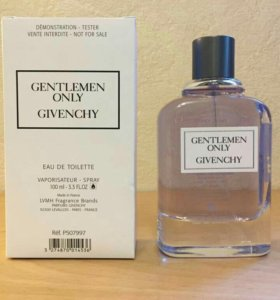 Givenchy Gentlemen Only Eau De Toilette 100 ml.