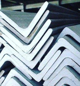 Уголки алюминиевые 8 шт.