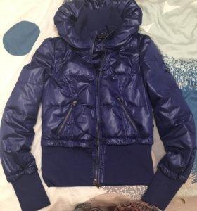 Куртка-пуховик 46