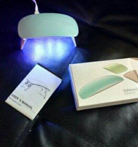 Новые мини LED лампы для сушки ногтей