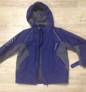 Демисезонная куртка Crockid