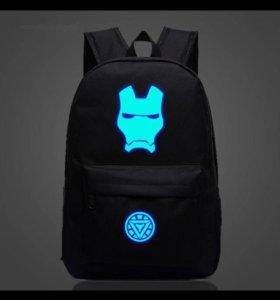 Новый школьный рюкзак или дорожный высота 45 см