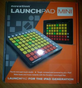 Midi контроллер Novation LaunchPad Mini