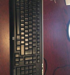 Hp клавиатура
