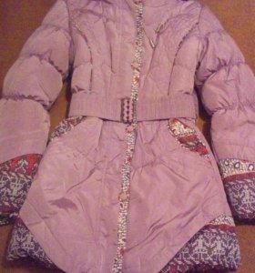 Куртки для девочки(торг)