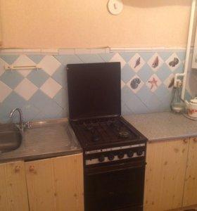 Квартира, 1 комната, 44.3 м²