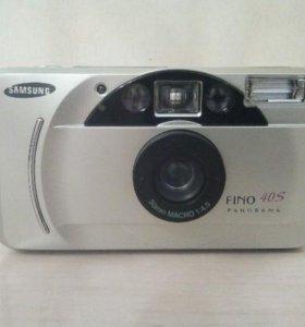 Фотоаппарат Fino 40s