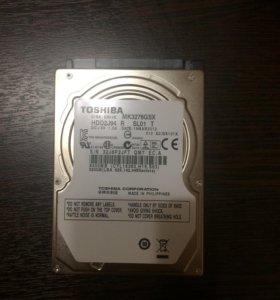 Жесткий диск Toshiba