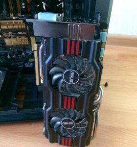 Asus Geforce GTX 770 2Gb DirectCU II