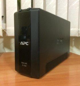 ИБП APC Back-UPS RS 550