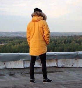 Парка SugaPoint Skywalker Mustard (НОВАЯ) (М)