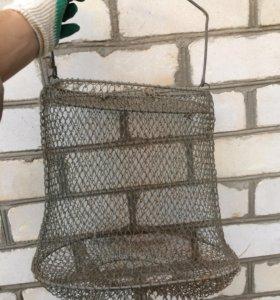 Садок рыболовный