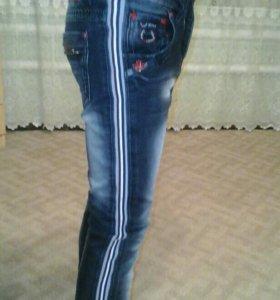 Классные джинсы на подростка