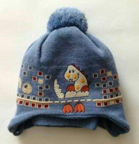 Новая шапка и шарф демисезонные