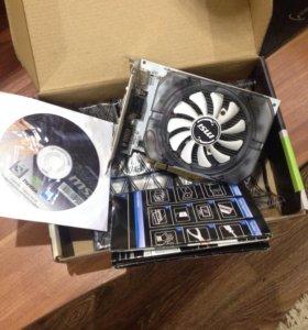 Видеокарта MSI GeForce GT 730