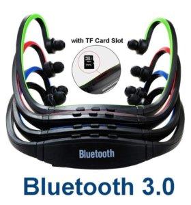 Беспроводные Bluetooth 3.0 наушники слот карты