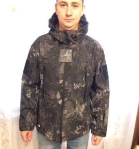 Куртка осенняя ( размер 50-52)