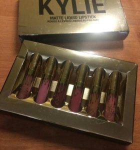Набор помад Kylie