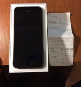 iPhone 5s 16 gb идеал.