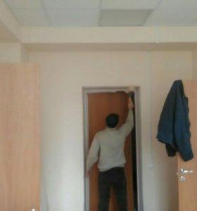 Отделочные вентиляционные и сантехнические работы