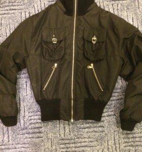 Куртка осенняя, 48 размер