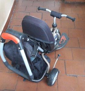 Детский трёхколесный велосипед PUKY.
