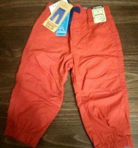 Новые брюки 62-74 р.